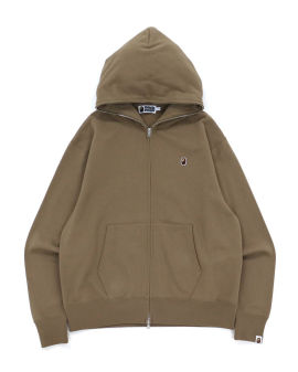 Ape Head One Point Relaxed hooded Jacket