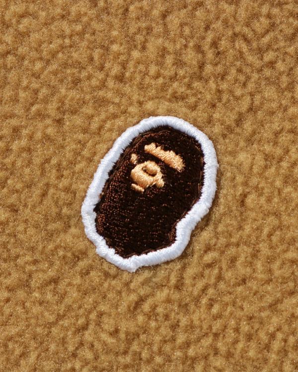 Fleece one point sweatshirt