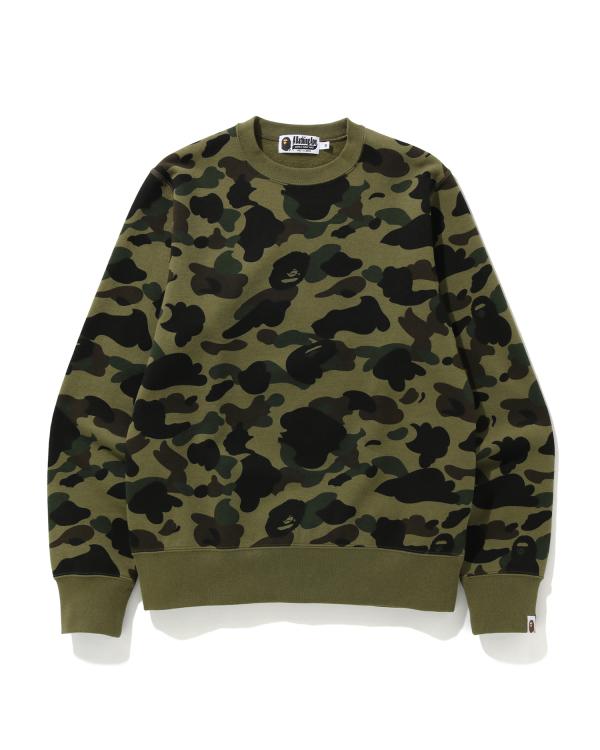 1st Camo sweatshirt