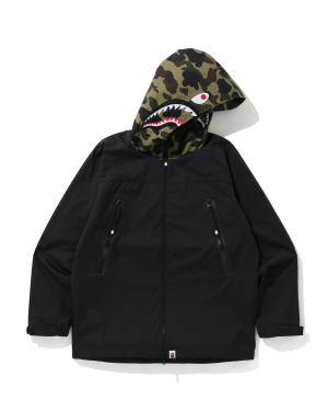 Shark hooded jacket