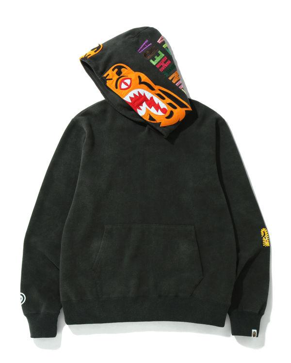 Tiger vintage wash hoodie