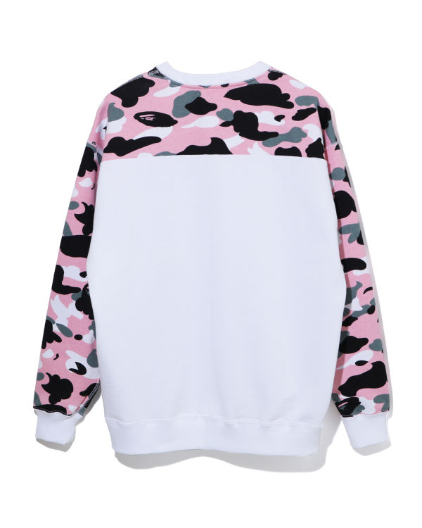 Warm up Camo sweatshirt