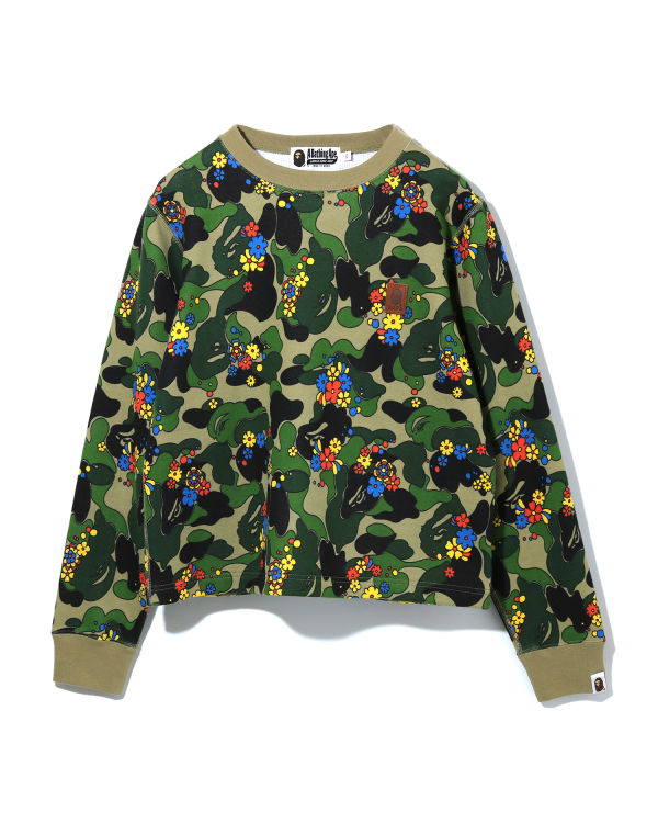 ABC Flower sweatshirt