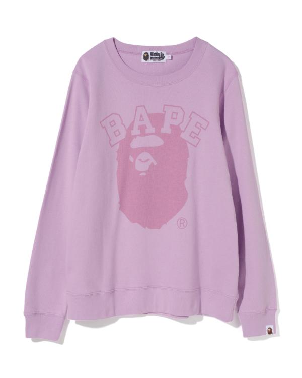 Pigment Bape Ape Head sweatshirt