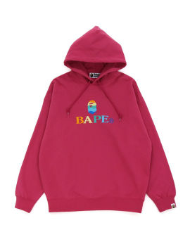 Embroidery Oversized Hoodie