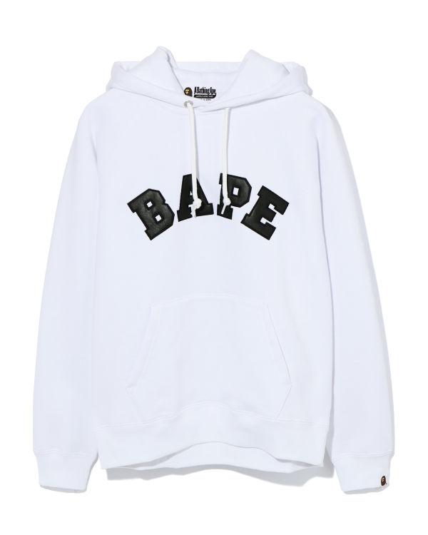 BAPE appliqué hoodie