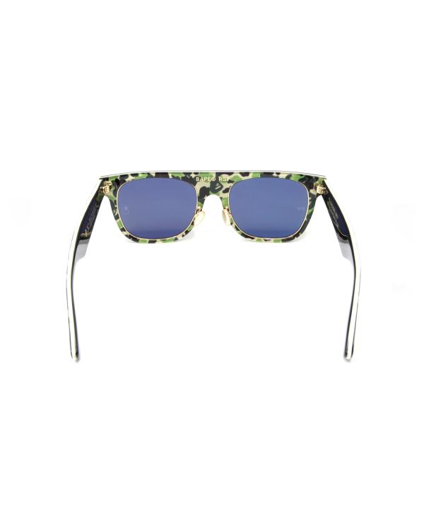 X RETROSUPERFUTURE flap top sunglasses