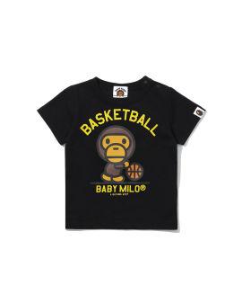 Milo Basketball Sports tee