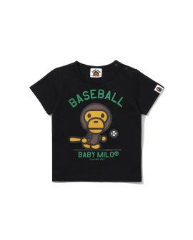 Milo Baseball Sports tee
