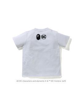 X DC Baby Milo Batman tee