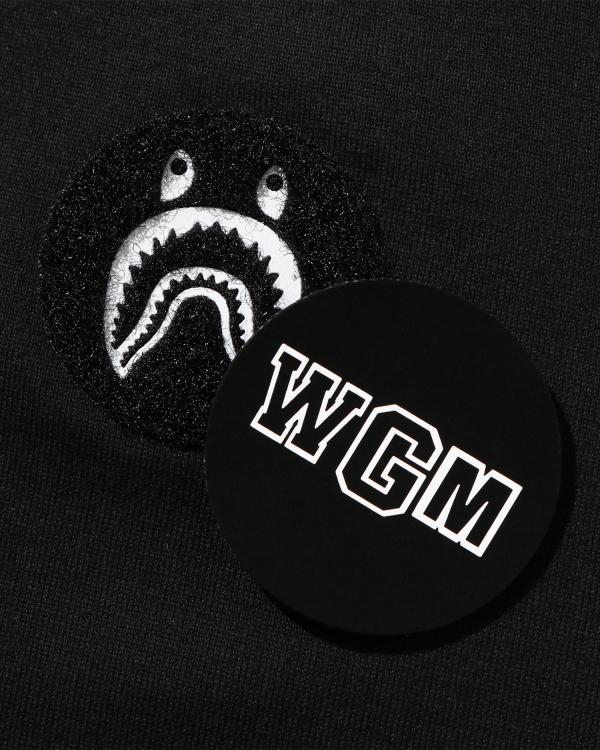 WGM Shark emblem tee