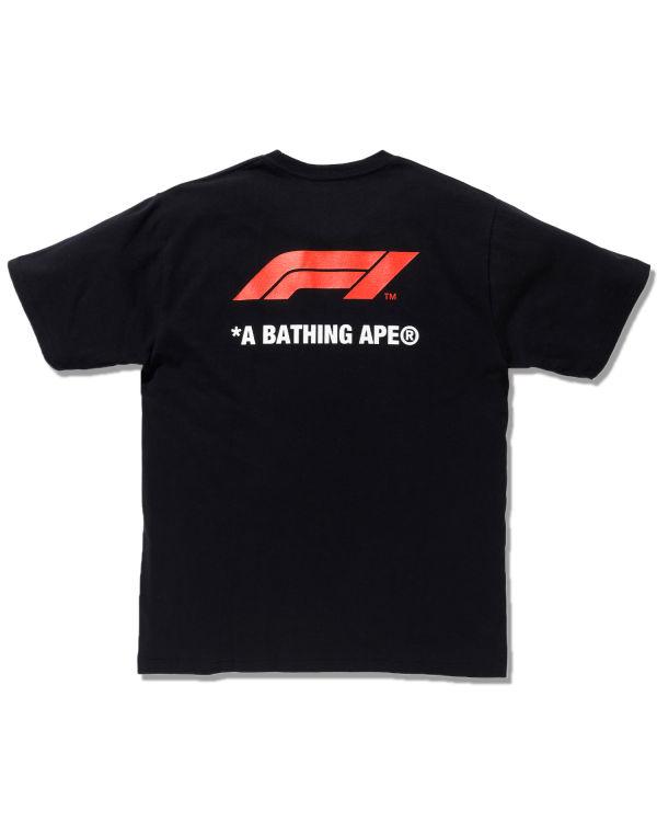 F1 Bape Ape Head tee