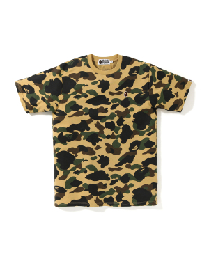1st Camo One Point tee