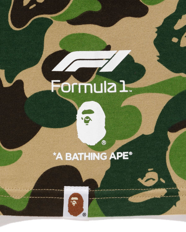 F1 Bape Shark tee