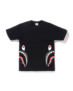 ABC side Shark tee