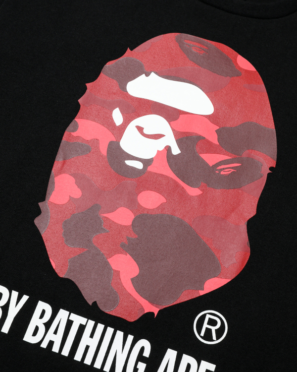 Colour Camo By Bathing tee