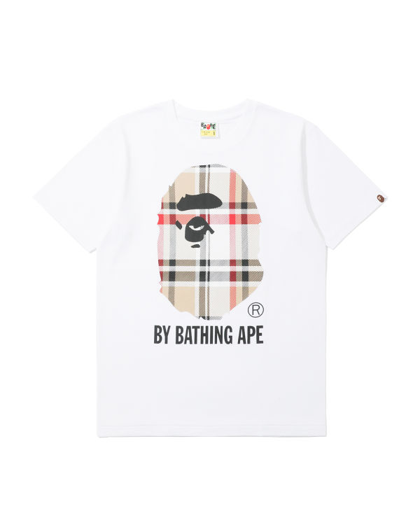 Bape Check By Bathing tee