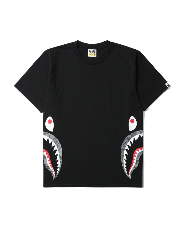 ABC Dot Reflective Side Shark tee