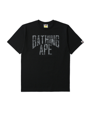 ABC Dot Reflective NYC logo tee