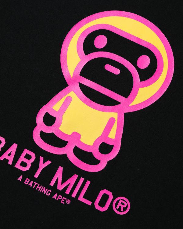 Neon Baby Milo tee