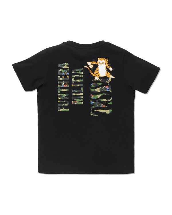 ABC Flower Tiger tee
