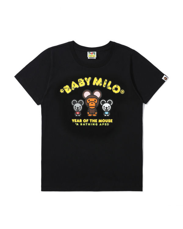 Year of the Mouse Baby Milo tee