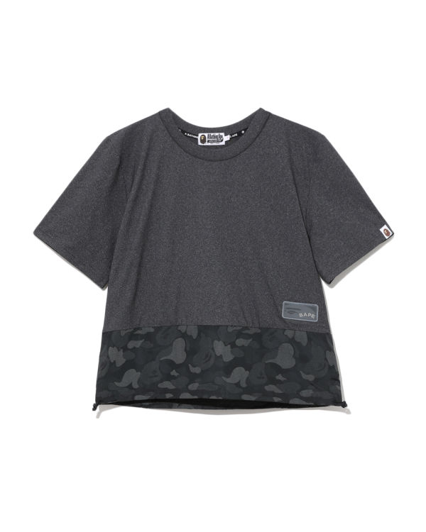 ABC Dot Reflective panelled tee