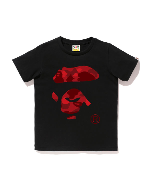 Colour Camo Ape Face tee