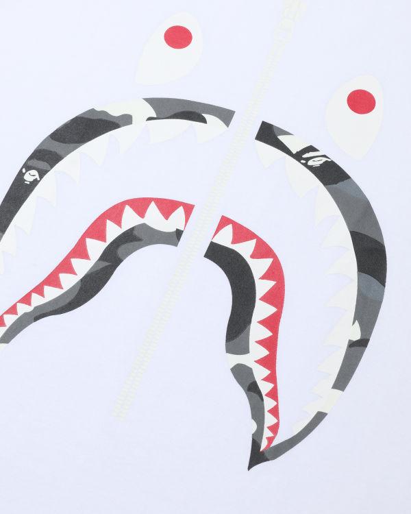 City Camo Shark tee