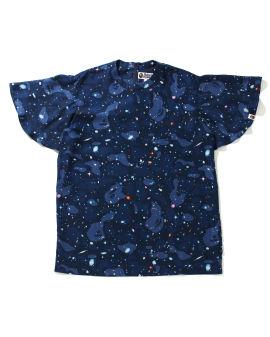 Space Camo Onepiece tee