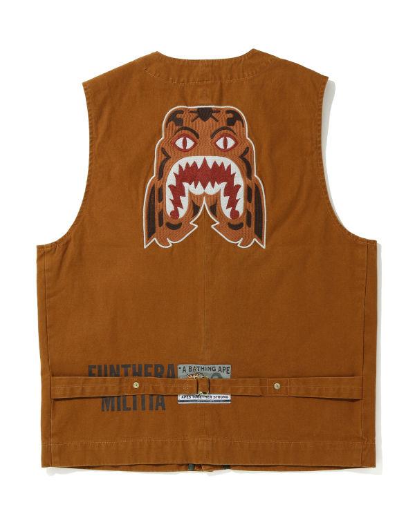 ABC Camo worker vest