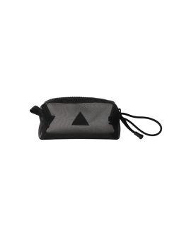 Mesh pocket pouch