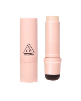 Layer covering stick foundation #Pink Ivory