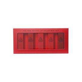 Red Recipe lip colour mini kit