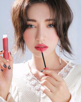 Velvet lip tint #Pink Break