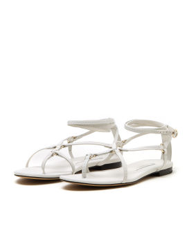 Louise flat sandals