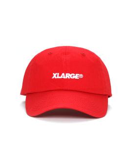 Logo strapback cap