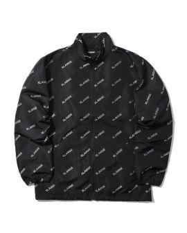 Logo monogram track jacket
