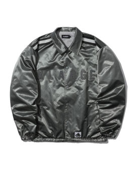 Taped coach jacket