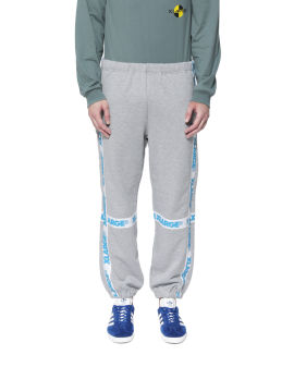 X Sonic the Hedgehog taped sweatpants