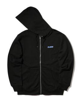 OG logo full zip hoodie