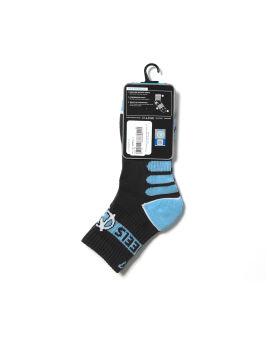 North Carolina Tar Heels crew socks