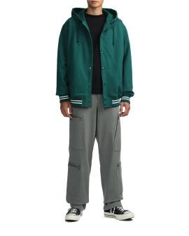 Hooded light jacket