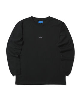 Logo embroidered top