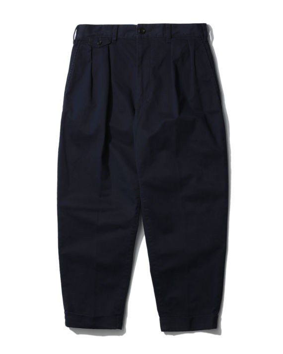 Pleated pants image number 0