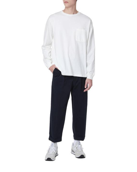 Pleated pants image number 1
