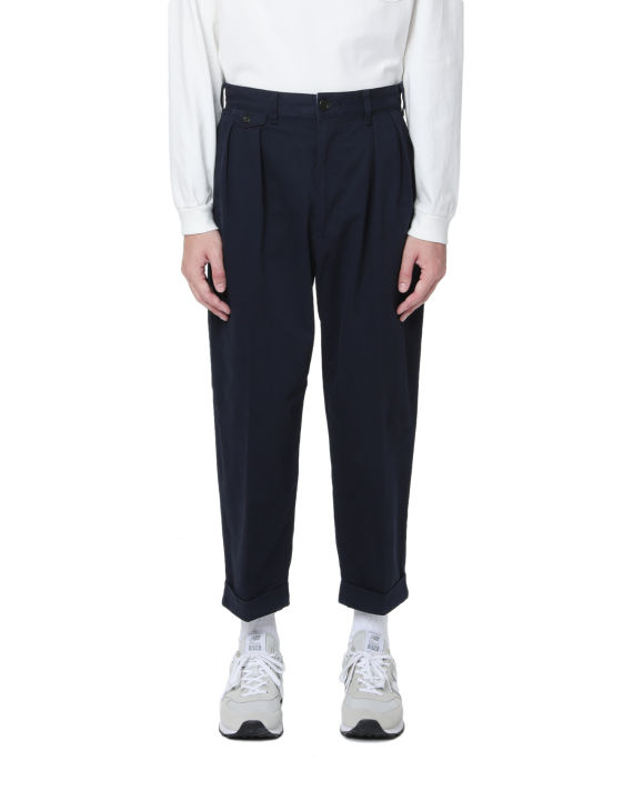 Pleated pants image number 2