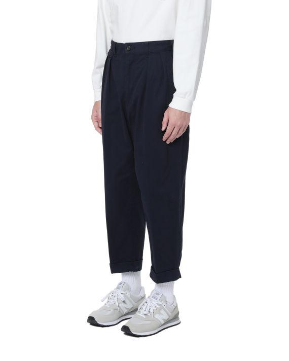 Pleated pants image number 3