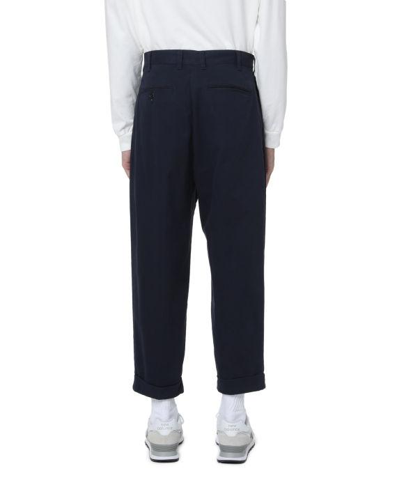 Pleated pants image number 4