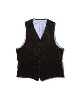 Buttoned vestcoat